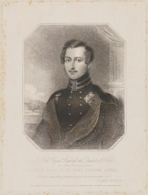prince albert credit: national portrait gallery