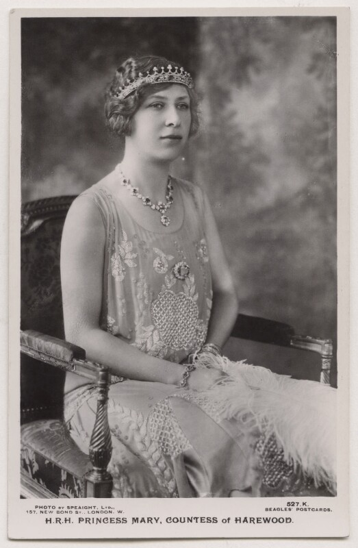 princess mary queen's aunt