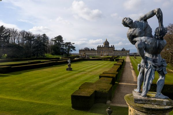 how old is castle howard
