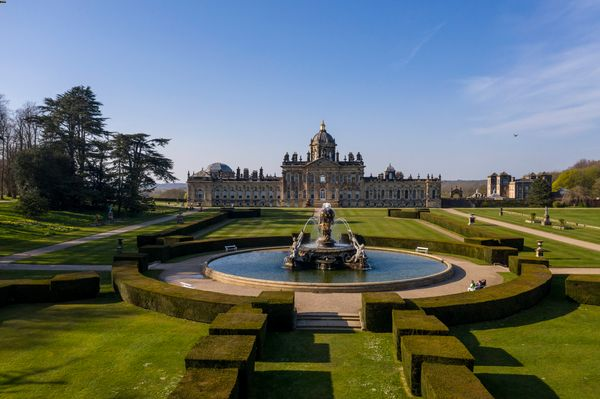 castle howard family