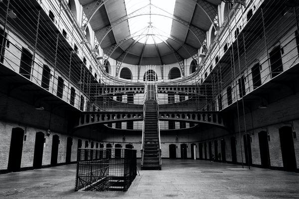 Kilmainham Jail charles stewart parnell