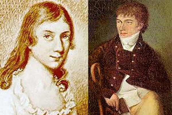 patrick and maria Brontë relationship